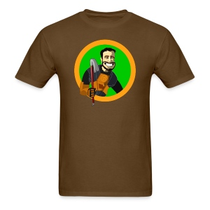 Half-Life Dan - Men's T-Shirt