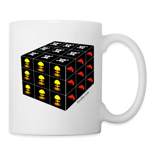 rubik - Coffee/Tea Mug