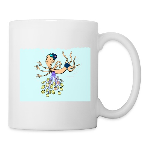 swimmerwateralpha200 - Coffee/Tea Mug