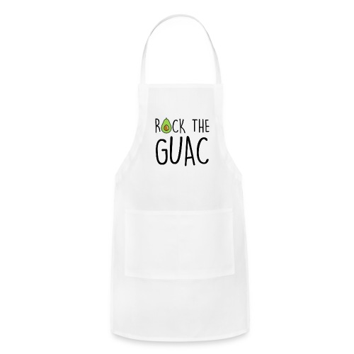 Rock The Guac - Adjustable Apron
