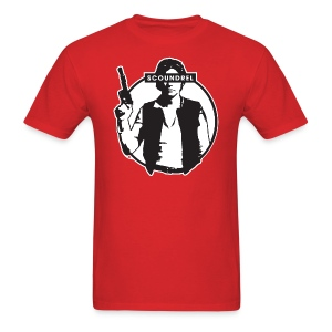 RedStar : Mens Scoundrel T - Men's T-Shirt