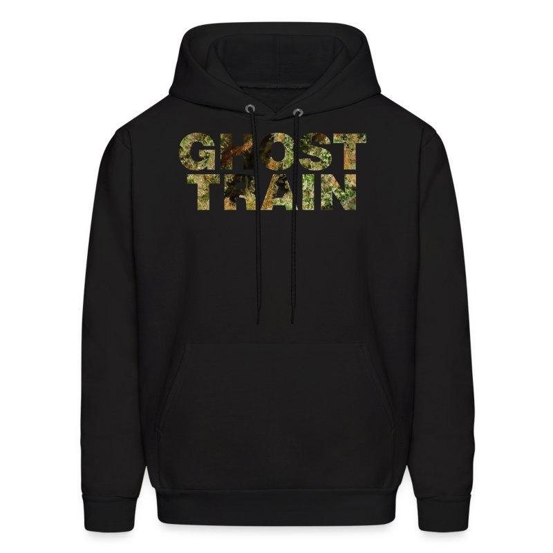 GHOST TRAIN HOODIE - Men's Hoodie