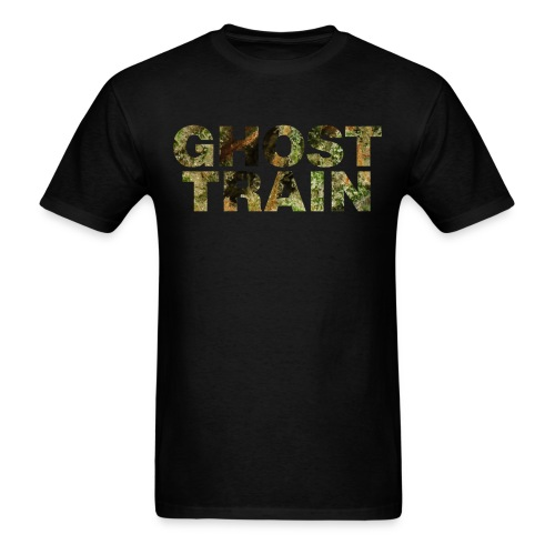 GHOST TRAIN - Men's T-Shirt