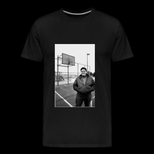 Mike Francesa Hoop Life Shirt - Men's Premium T-Shirt