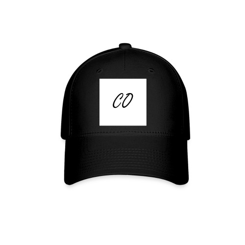 CO Signature Black Dad Hat - Baseball Cap