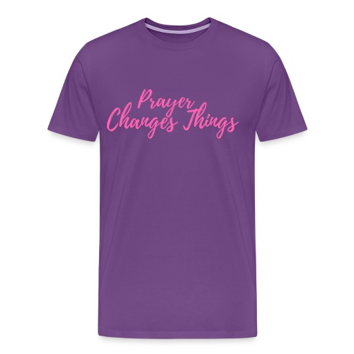 Prayer - Men's Premium T-Shirt