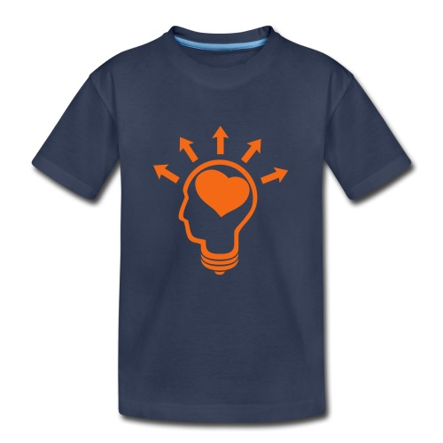 * Think Love Ideas *  - Toddler Premium T-Shirt