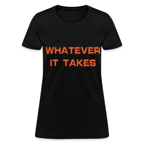 Official Orange & Black Women's Shirt for San Francisco Giants - Women's T-Shirt