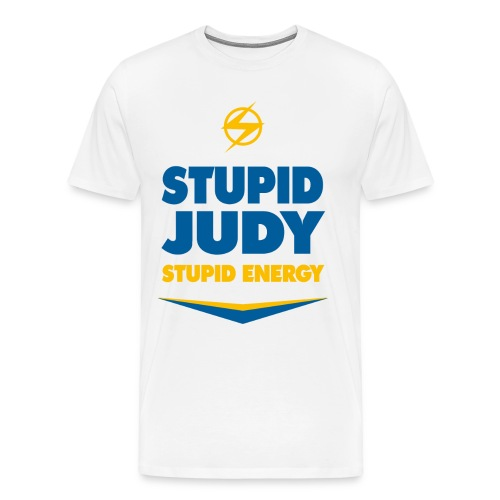 Men's Stupid Judy Tee - Men's Premium T-Shirt