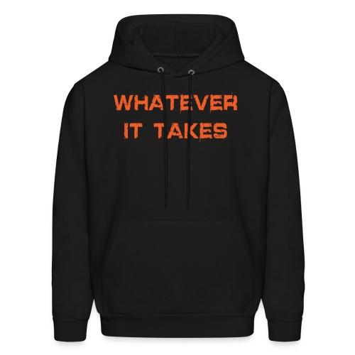 Official Orange & Black Hoody for San Francisco Giants - Men's Hoodie