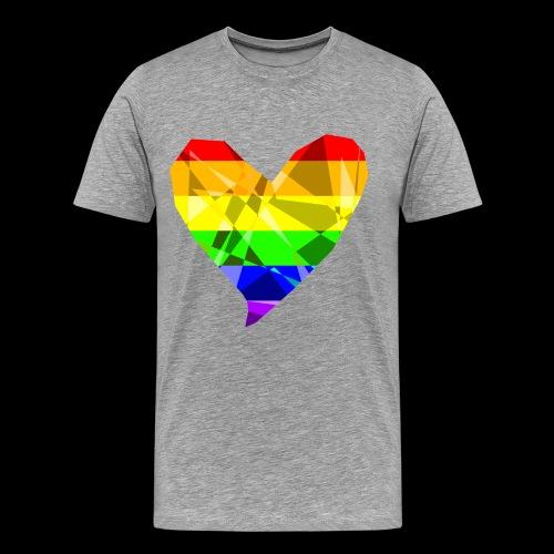 Justice for All (M) - Men's Premium T-Shirt