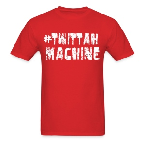 Twittah Machine - Men's T-Shirt