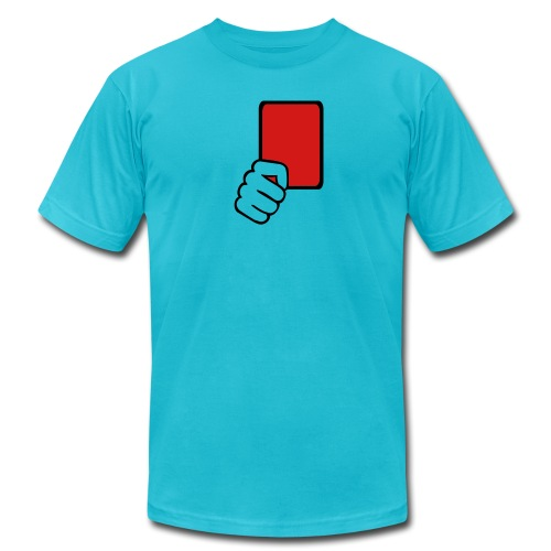 Red Card For You - Men's Fine Jersey T-Shirt