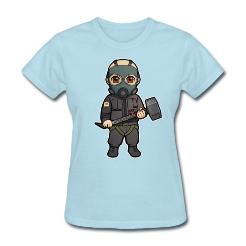 Women Sledge - Women's T-Shirt