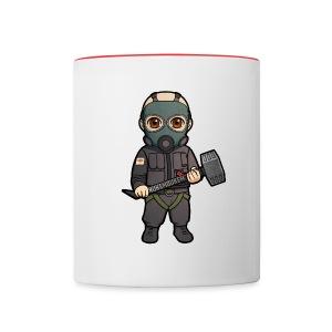 Coffee Sledge - Contrast Coffee Mug