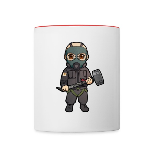 Coffee Sledge - Contrast Coffee Mug