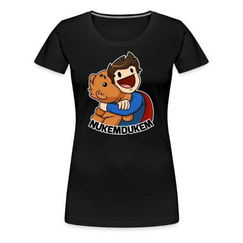 Women Hug - Women's Premium T-Shirt