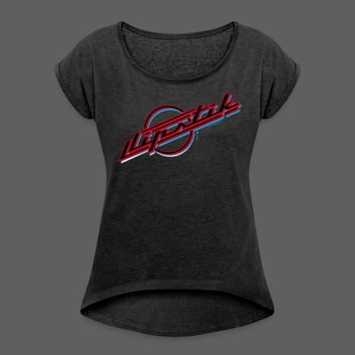 Roller Disco - Women - Women's Roll Cuff T-Shirt