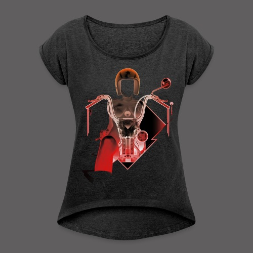 Highway Lords - Women - Women's Roll Cuff T-Shirt