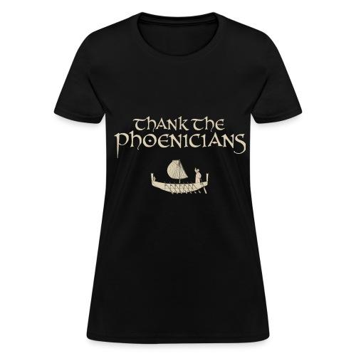 Women's Phoenicians Tee - Women's T-Shirt