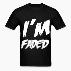 im_faded T-Shirts