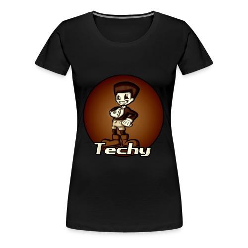 Techy Women's T-shirt - Women's Premium T-Shirt
