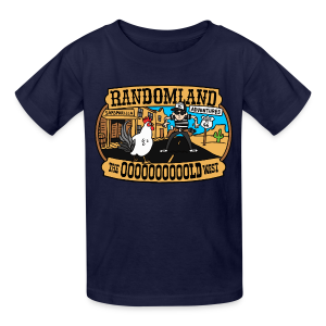 OLD WEST Kids! - Kids' T-Shirt