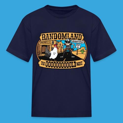 OLD WEST Kids! - Kids' T-Shirt