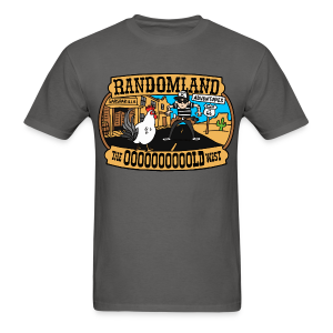 OLD WEST men's/unisex - Men's T-Shirt