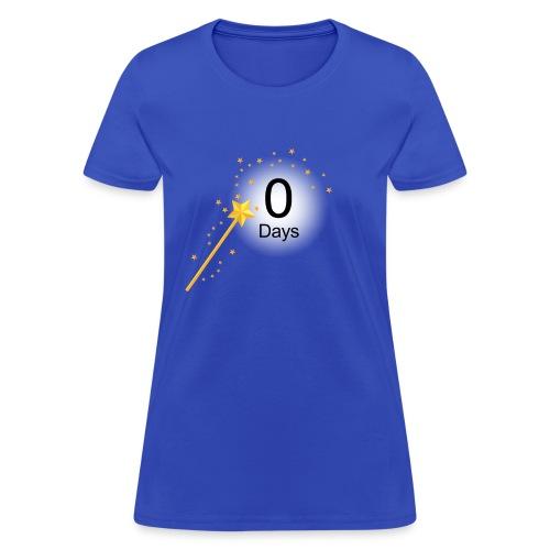 Women's Countdown Tee - Women's T-Shirt