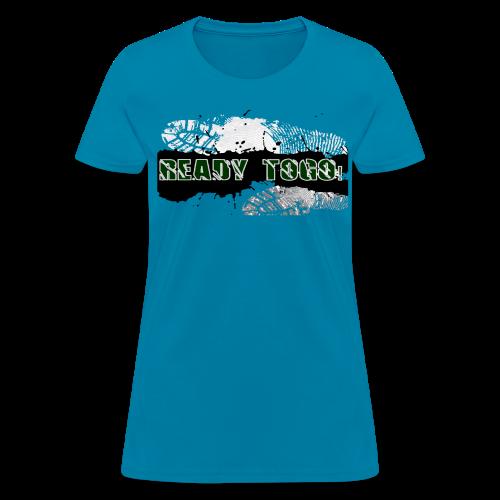 RT3 WOMEN - Women's T-Shirt
