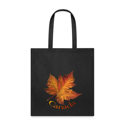 Canada Tote Bags Autumn Maple Leaf Canada Bags - Tote Bag