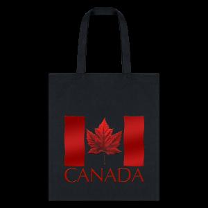 Canada Flag Tote Bags Canada Souvenir Bags - Tote Bag