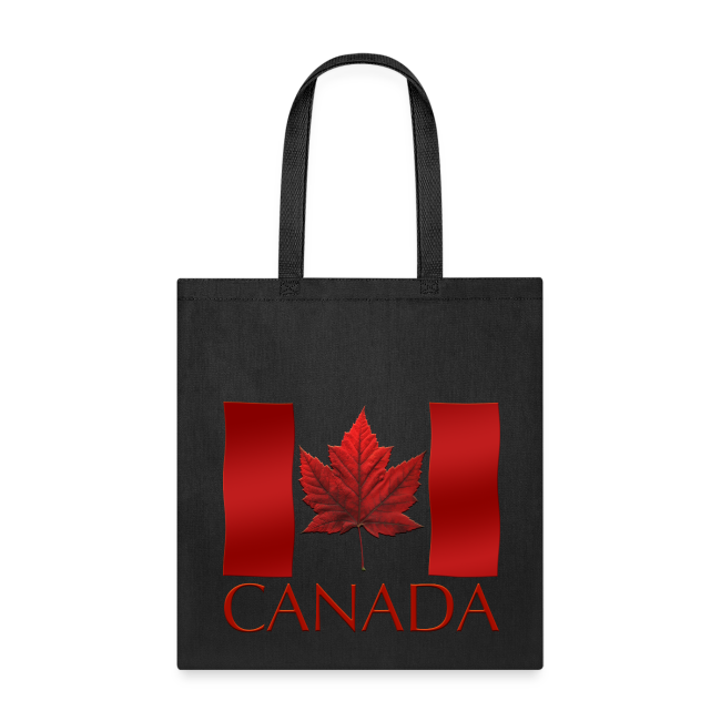 Canada Flag Tote Bags Canada Souvenir Bags