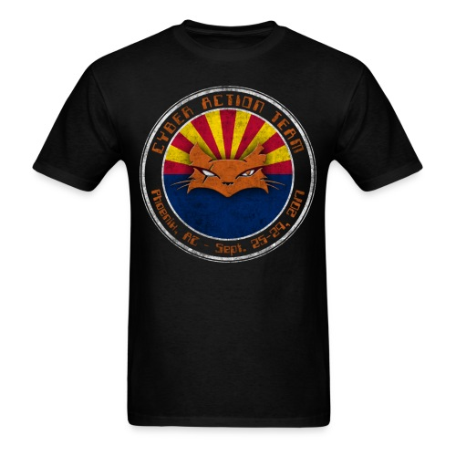 FBI CATCON 2017 - Men's T-Shirt