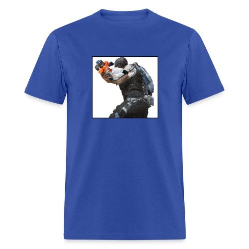 What Gun are we using?! Shawn Moreno - Men's T-Shirt
