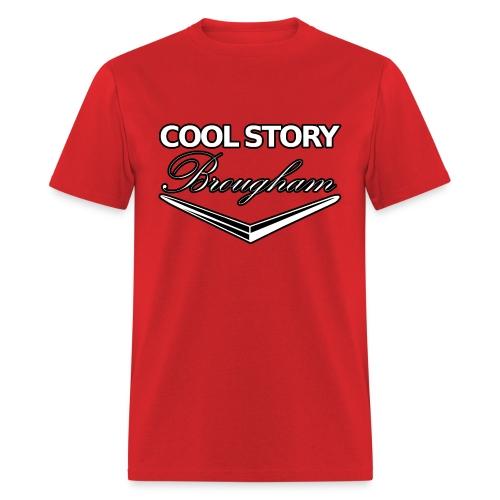 Brougham - Men's T-Shirt