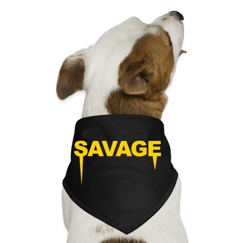Savage Dog - Dog Bandana