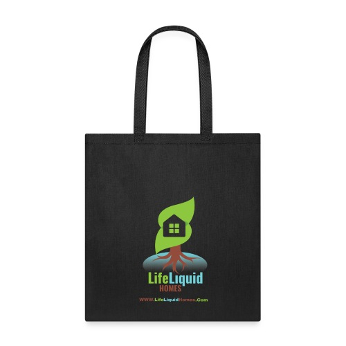 LifeLiquid Homes Promo Line - Tote Bag