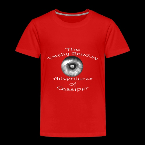 Totally Random toddler's t-shirt - Toddler Premium T-Shirt