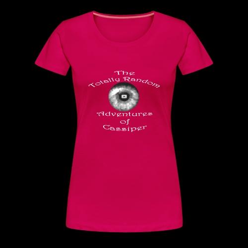 Totally Random women's premium t-shirt - Women's Premium T-Shirt