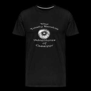 Totally Random premium men's t-shirt - Men's Premium T-Shirt