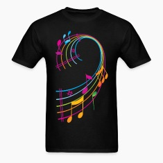 Music Art T-Shirts