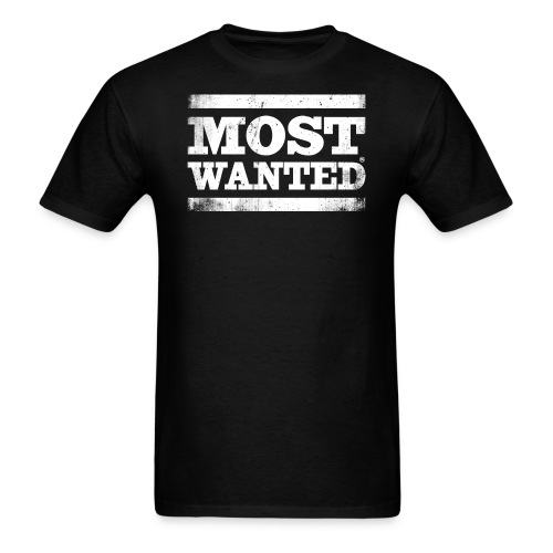 Most Wanted - Men's T-Shirt