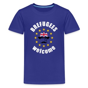 Brefugees Welcome