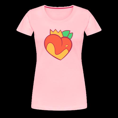 Princess Peach - Women's Premium T-Shirt