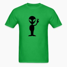 Alien Peace T-Shirts
