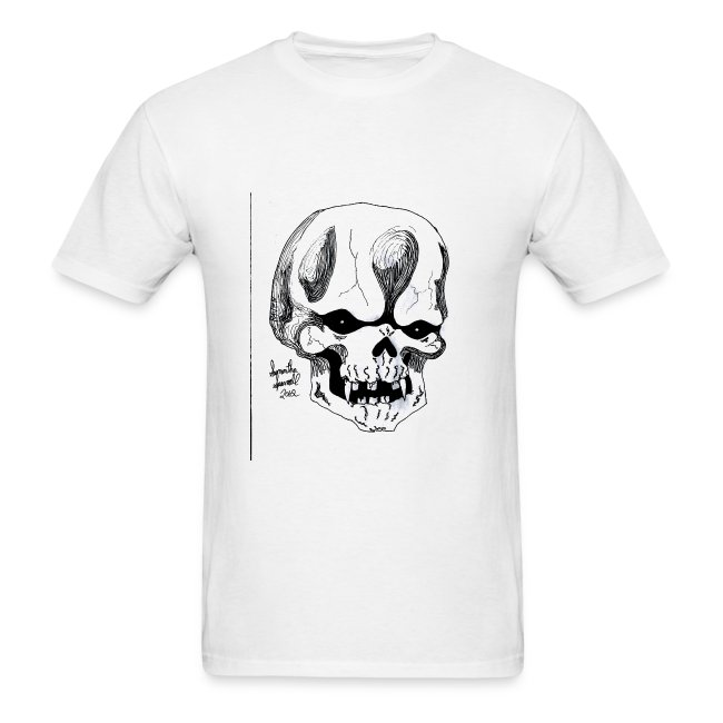 Skull by @dankraven420