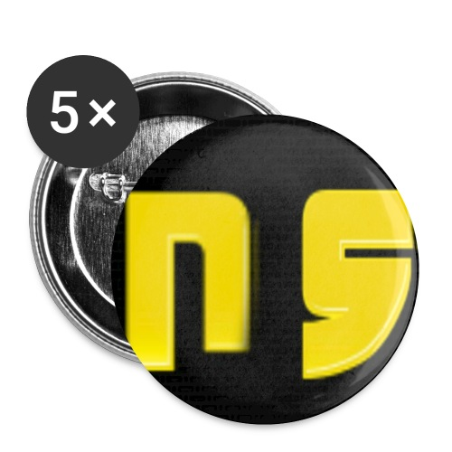 Nexus Studios Pins! - Small Buttons