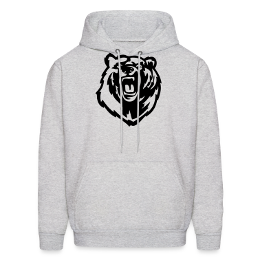 Grizzly Bear VECTOR Hoodies